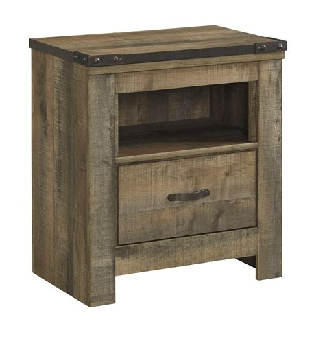 One Drawer Stand Trinell One Drawer Stand