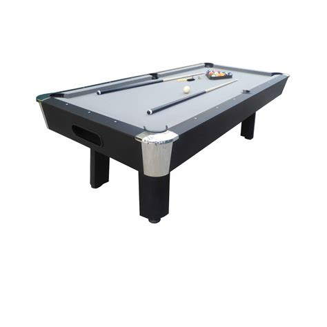 7 ft arlington grey billiard table sears