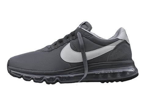 Grey And White Fragment X Nike Air Max Ld Zero Grey The Sole Supplier