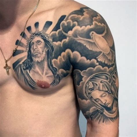 tattoo christian designs 80 ways to express your faith with a religious tattoo
