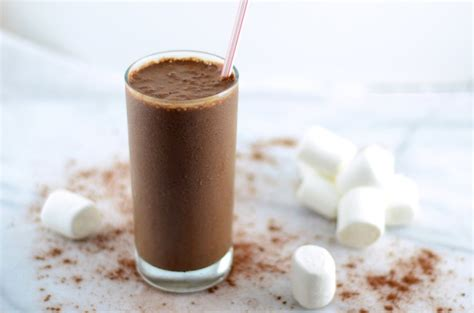 Hot Protein Chocolate Tina V Brotke My Fitness Journey | take a 5min break five natural homemade drinks for losing