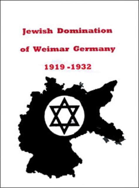 jews in weimar germany books of weimar germany 1919 1933 david duke