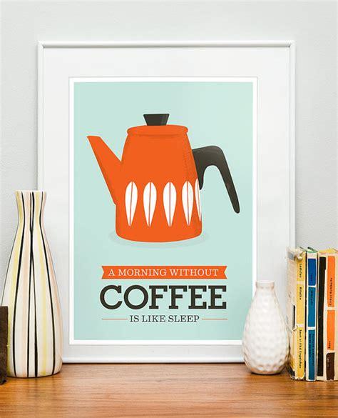 Etsy Kitchen Prints by Kitchen Decor Print Coffee Print Coffee Poster