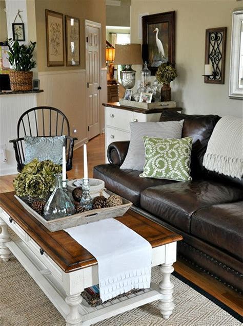 home dzine home decor how to style a coffee table