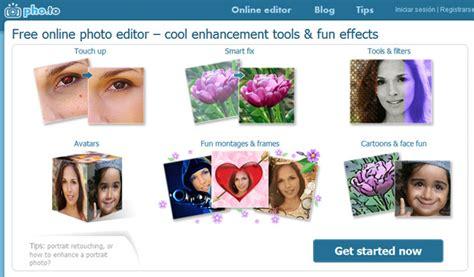 editor de imagenes jpg gratis diez editores de fotos online gratis en espa 241 ol