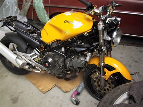 Motorrad Unfallfahrzeuge Kaufen by 900 Unfallwagen Moto