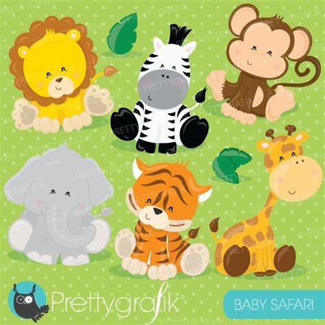 printable jungle animal patterns baby safari animals clipart mygrafico illustrations