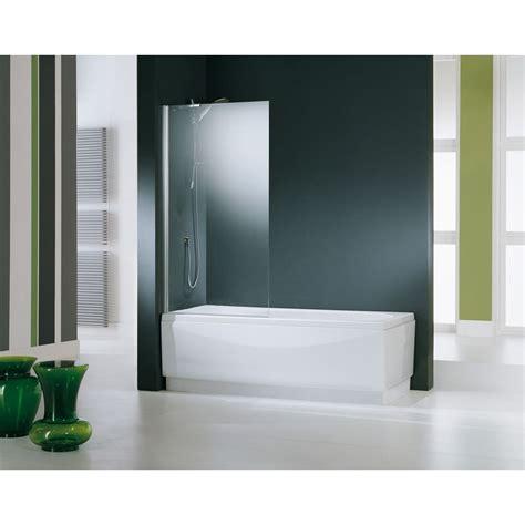 paroi verre baignoire novellini 5 paroi de baignoire 70x150 cm verre