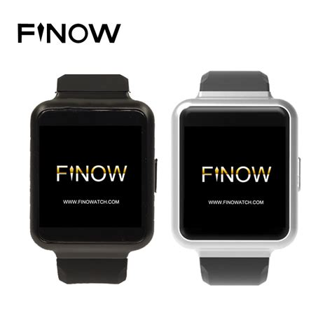 square for android finow q1 square smartwatch android 5 1 ram 1gb rom 8gb mtk 6580 1 54 quot display wifi gps