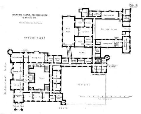 balmoral castle plans luxury home plans house balmoral castle floor plan ahscgs com