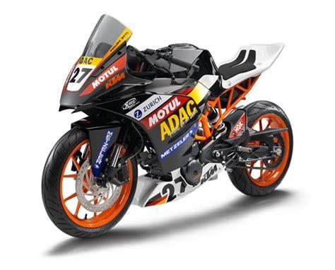 Rc Motorrad Rennen 2013 by Ktm Rc390 Cup Modellnews