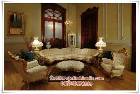 Satu Set Meja Kursi Sudut Warna Hitam Gold Free Ongkir Furniture Ukir kursi tamu sofa mewah sectional kursi tamu sofa kursi