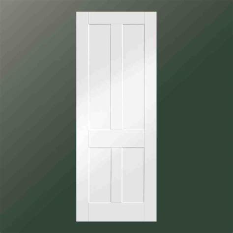 Four Panel Interior Door by Shaker 4 Panel Chislehurst Doors