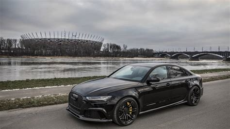 Rs6 Audi Sedan by Audi Hasn T Made An Rs6 Sedan This Generation Yet One Exists