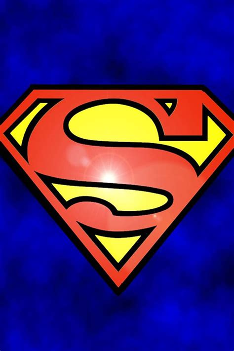 Superman Logo 1 Iphone 4 4s superman logo iphone 4s wallpaper iphone 4 s