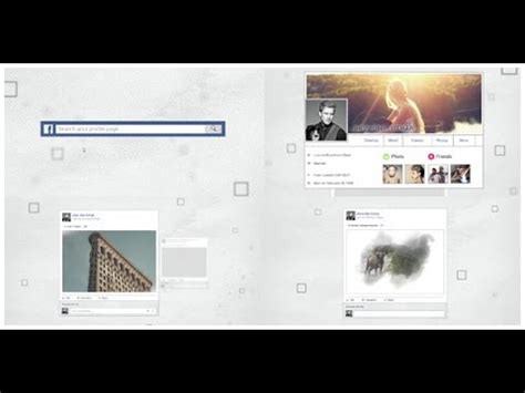 after effects free templates facebook my facebook timeline after effects template youtube