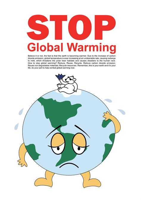 membuat poster global warming 勤勉忠勇 gentleman scholar sportsman posters on global