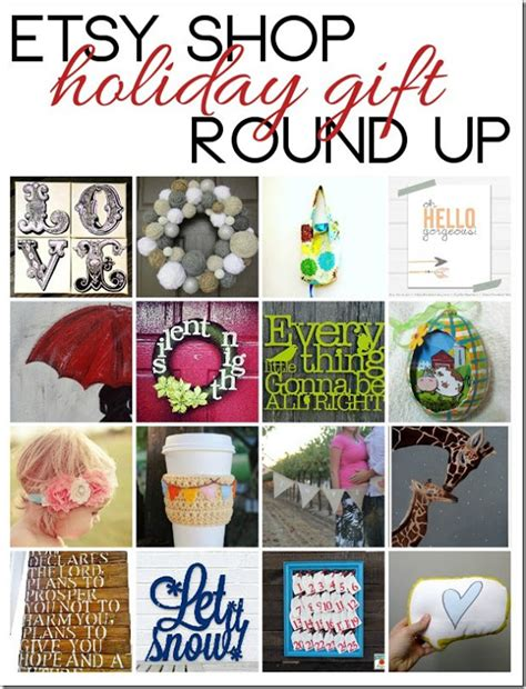 pbjstories holiday gift ideas etsy shop round up