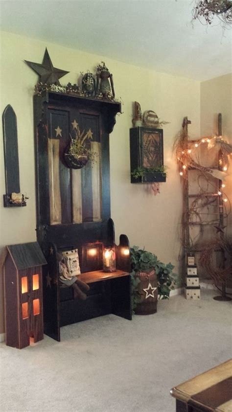 590 best primitive home decor for the seasons images on