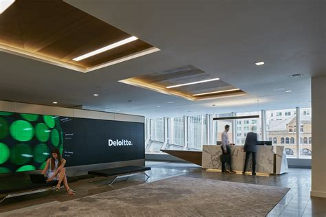 Deloitte Nyc Office by Inside Deloitte S New Montreal Office Officelovin