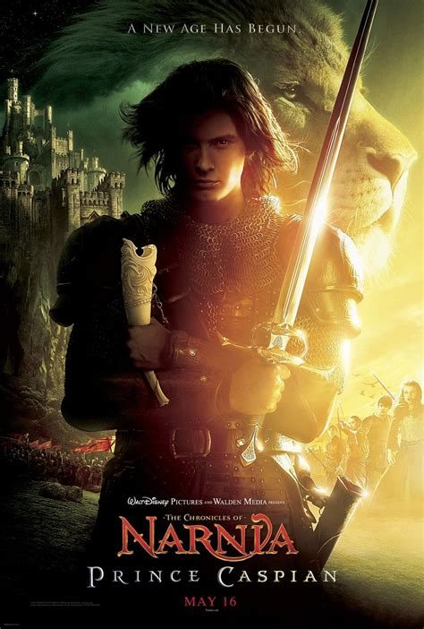 film narnia the prince of caspian chronicles of narnia prince caspian the 2008 poster