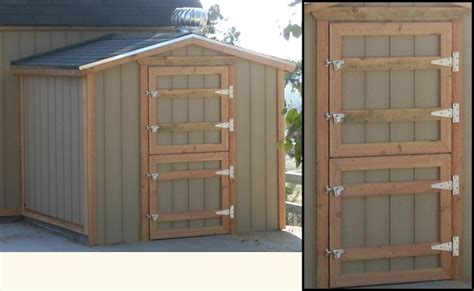How To Build A Hinged Barn Door 10x10 Lean To Shed Plans Free Wood Shed Door Hinges Barn Construction Plans Shed Plans