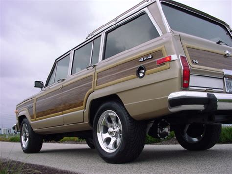 jeep grand wagoneers professional ground up vauxhall dealers orpington perry st autos post