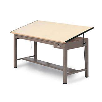 Mayline Ranger Steel 4 Post Drafting Table Mayline Ranger Drafting Table