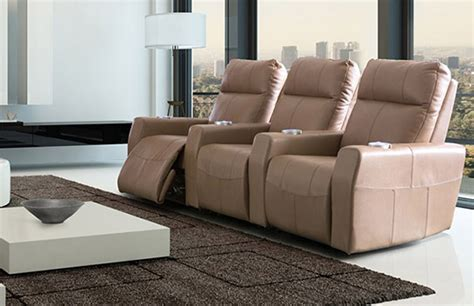 leather home theatre seating toronto  chesterfield shop