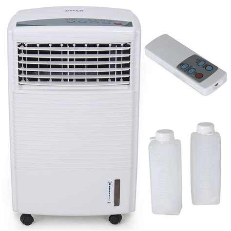 portable evaporation air cooler humidifier fan conditioner ionizer purifier new