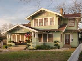 arts and crafts style home plans arts and crafts architecture hgtv