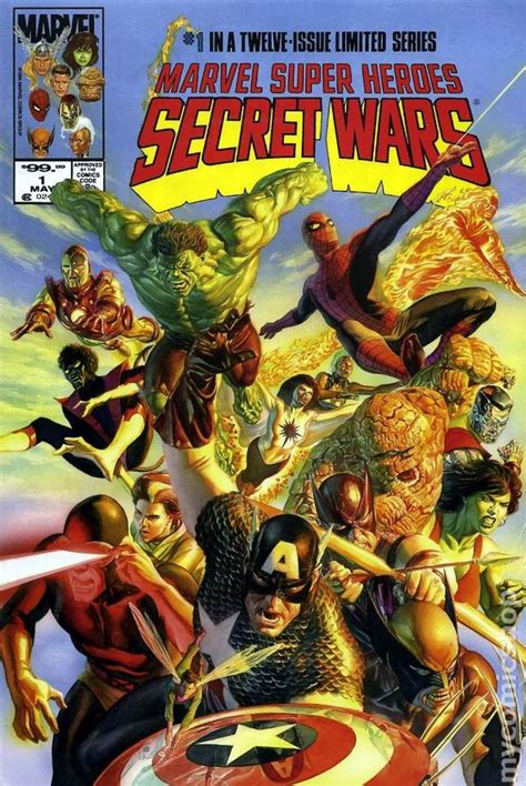marvel super heroes secret marvel super heroes secret wars omnibus hc 2008 marvel comic books