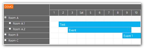 javascript date format get month name ajax scheduler for javascript php daypilot code