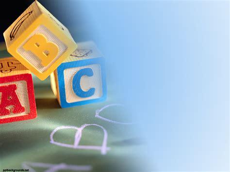 free preschool powerpoint templates free preschool alphabet backgrounds for powerpoint
