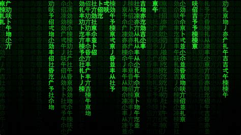 design matrix random effect the matrix falling text chinese random chinese characters