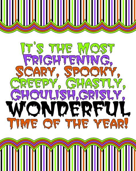 printable halloween quotes don t eat the paste halloween printables dots and stripes