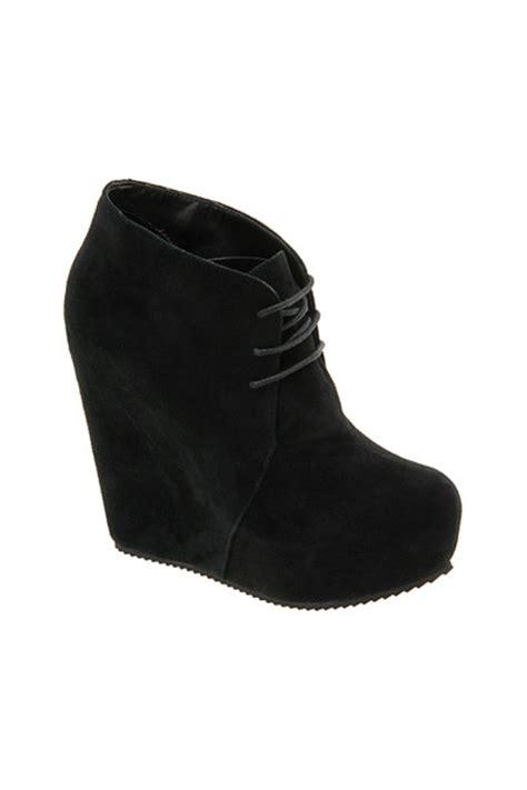 black aldo boots quot platform wedge quot by shaara86 chictopia