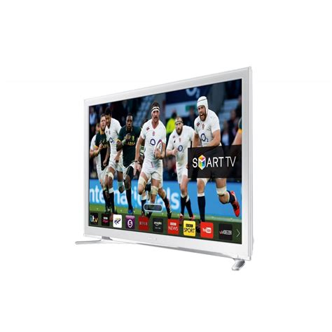 Tv Tabung Flat Samsung Samsung 32 Quot Smart Flat Hd Ready Led Tv White Samsung From Powerhouse Je Uk