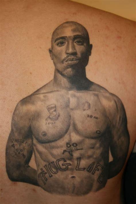 2pac tattoo tupac shakur tupac shakur