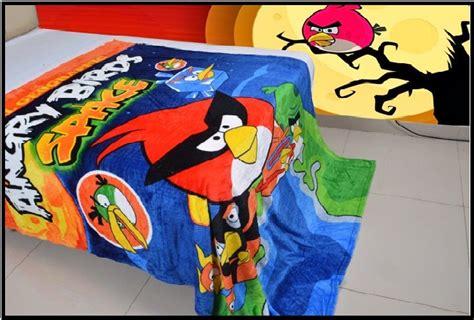 Selimut Anak New Season 2 selimut broden angry bird grosir selimut