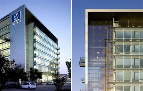Hp Corporate Office by Amir Mann Ami Shinar Architects Planners Ltd