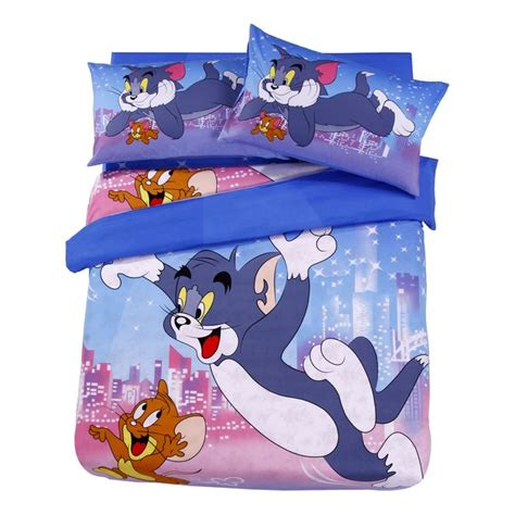 Tom And Jerry Bedding Set Compare Prices On Comforter Set Tom And Jerry Shopping Buy Low Price Comforter Set Tom