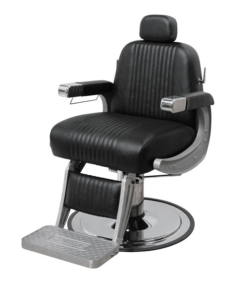 Collins Barber Chair by Collins B70 Cobalt Omega Barber Chair