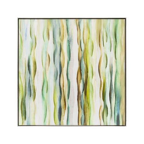 Quadro Cornice - quadro con cornice 100x100 cm l oca nera