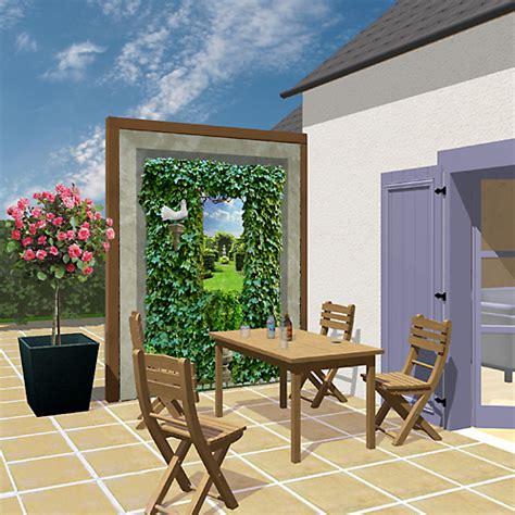Decoration Terrasse Exterieur by D 233 Co Murale Toiles Pour L Ext 233 Rieur Arcade Faune E