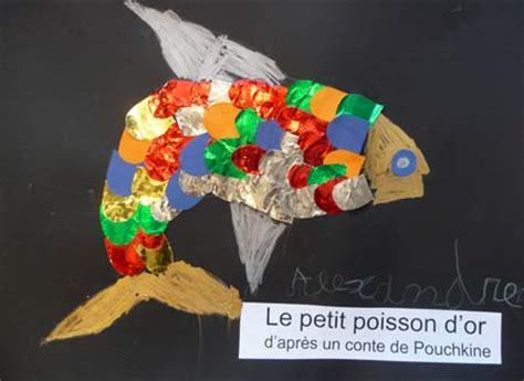 libro le petit poisson dor poisson d or grande section