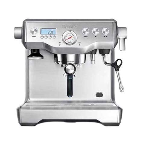 Mesin Kopi Breville jual breville bes920 dual boiler coffee machine harga kualitas terjamin blibli