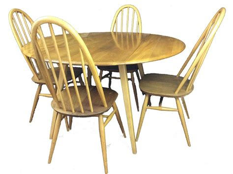 Ercol Dining Table And Chairs Ercol Dropleaf Dining Table And Chairs In Sold Recently