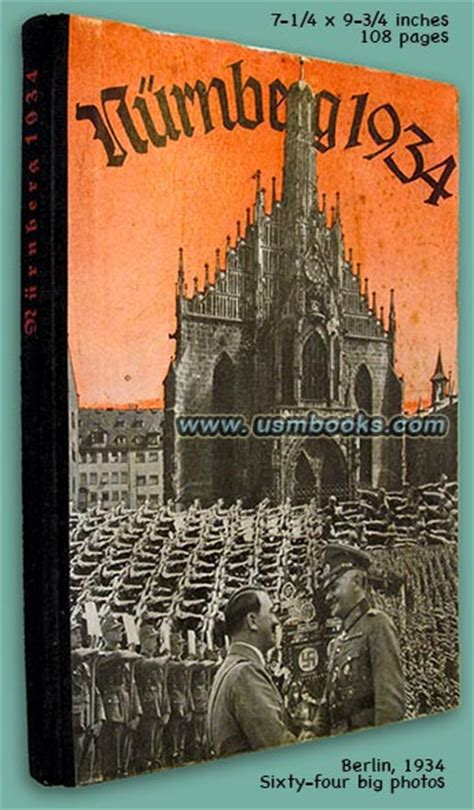 from nuremberg to nuremberg books days nuremberg 1934 photo book