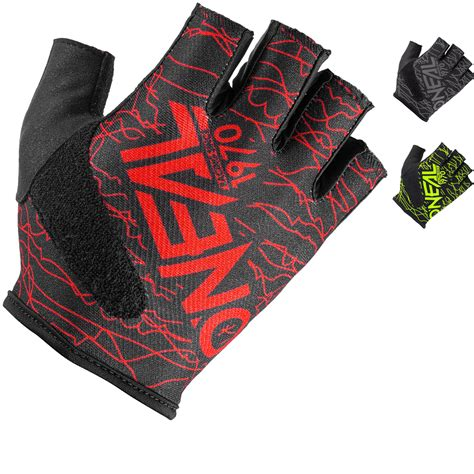 oneal motocross gloves oneal wired 2017 fingerless motocross gloves gloves